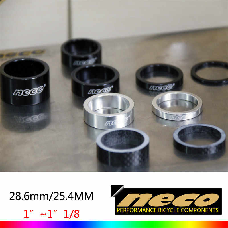 """Neco h27h direction game bike integrated 1/"""" 1//8 socket 42mm 25mm carbon top cover"""