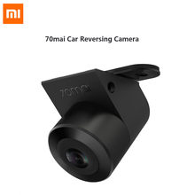 New Xiaomi Reverse Camera 70 mai Car Rear View Wide Rearview Cam Night Vision IPX7 Wide Angle Auto Reversing Double Record(China)