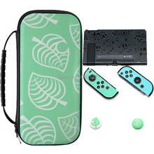 Portable Hard Shell Case for Nintend Switch Water resistent EVA Carrying Storage Bag for Nitendo Switch Accessories Protection