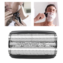 Durable Replacement Head Grille Easy Install Film Protective Parts Beard Electric Cutter Mesh Shaver Foil Net For Braun 51B 51S