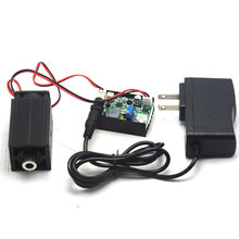 33mm*50mm Focusable 850nm 1w Infrared Laser Module Focus Dot 1000mW Diode Lasers w Fan & TTL & 12V 1A Adapter 1w laser