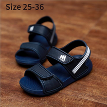 Children Sandals Fashion Boys Girls Non-slip Summer New Beach Pink Red Sandals Wear-resistant Multicolor Shoes for Kids Girls