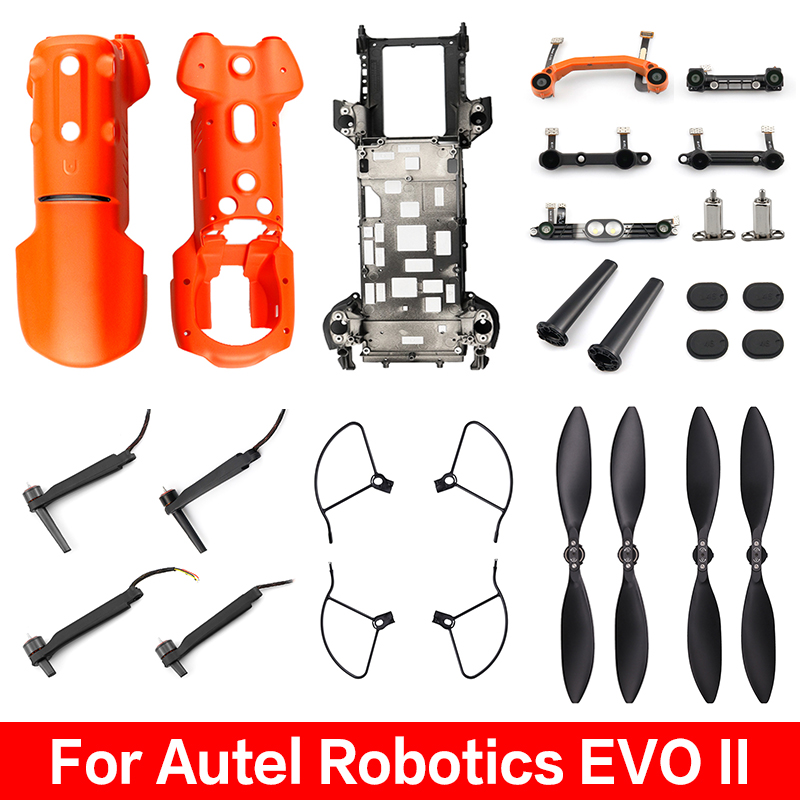 Autel Robotics EVO II Pro 8K 6K Motor Arm Front Rear Left Right Top Bottom Binocular