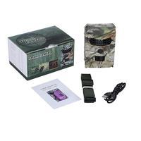 PR100 охотничья камера 12MP 1080P фото ловушка ночного видения Wild Life Trail тепловизор видеокамера s для охоты Chasse Scout