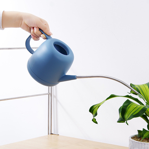 Image 4 - Watering can Stainless steel long mouth watering pot Succulents Special Plant Flower Sprinkling bottles gardening tools