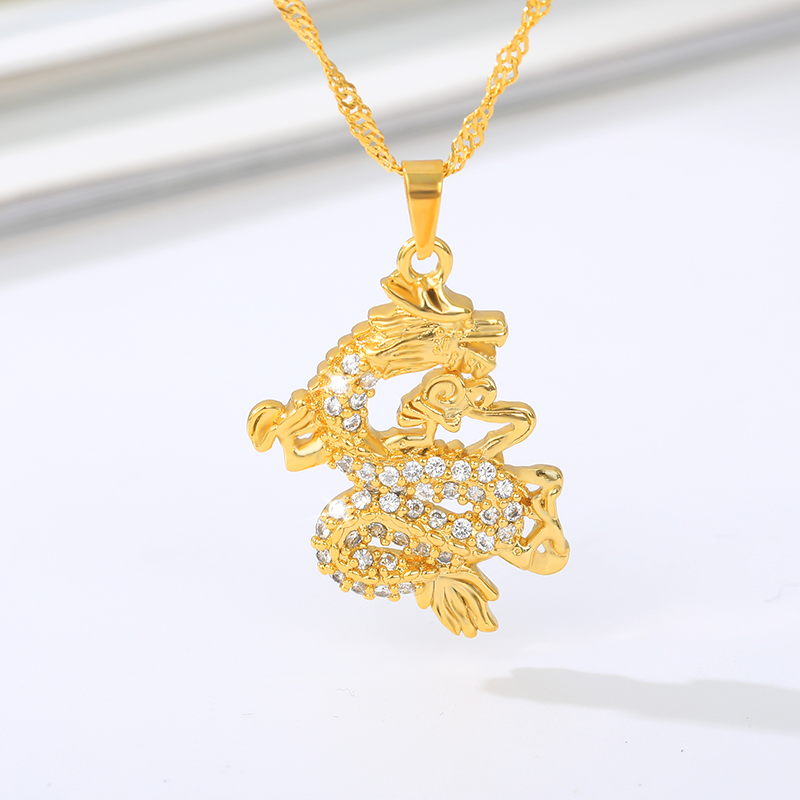 Chain with Chinese Dragon trailer No 1