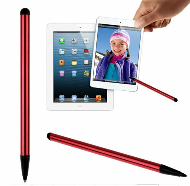 Pencil Stylus Pen Accessory For Tablet Mobile Phone Capacitive Universal Plastic Touch Screen Pen Replacement Parts Professional