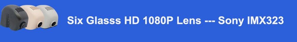 6 Glass HD 1080P Lens --- Sony标题