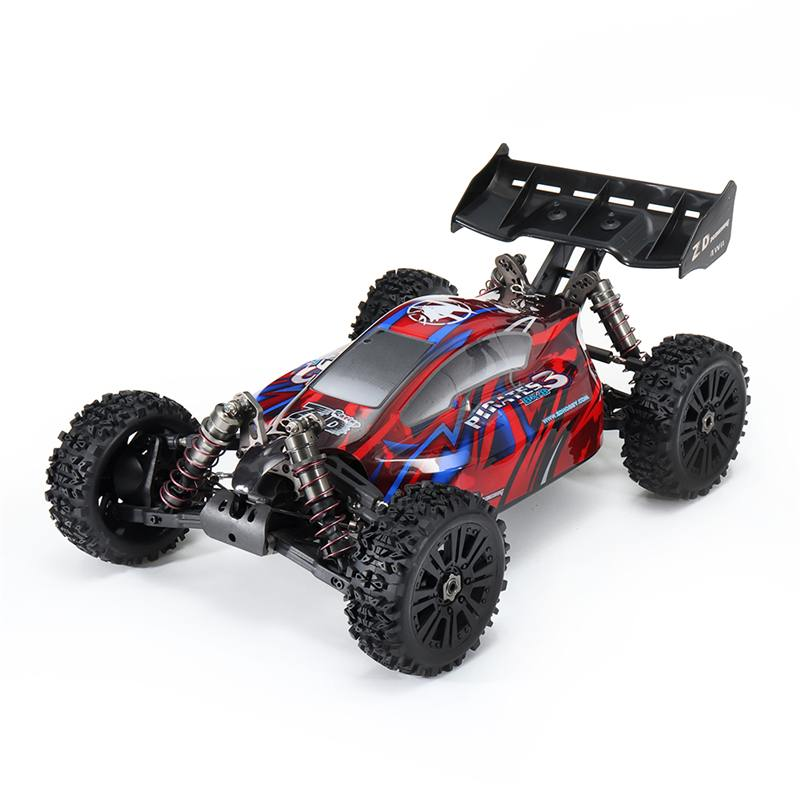 ZD RC Car Pirates3 BX-8E 1/8 4WD 4CH Brushless Frame  2.4G RC Remote Control Crawler Electric Vehicle Model Toys Cars