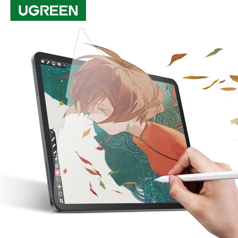 Film mat en verre protecteur Ugreen pour Apple iPad Pro 11 10.5 9.7 12.9 7.9 iPad mini 5 4 papier protecteur d'écran