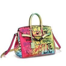 купить Women Bags New PU Leather Luxury Designer Lock Crossbody Bags Handbags Famous Brands Bags For Messenger Shoulder Bags по цене 2344.07 рублей