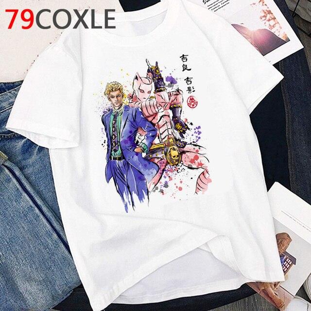 Jojo Graphic Kawaii Shirt