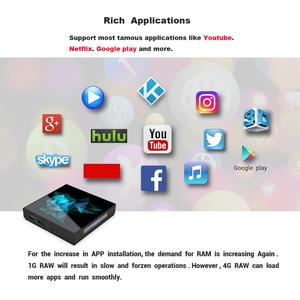 Image 5 - Tv box Android 9.0 A95X Rockchip 4G 32GB 64GB Android box Bluethooth 2.4/5.0G WiFi Google Play Smart Android Tv box