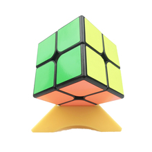 2x2x2 Magic Cube Kids Learning Speed Cubo Magico Game Educational Puzzle Cubes Toys for Children Students competition Toy strange sharp magic speed cube educational learning toys for children kids gift puzzle speed cube challenge magico cubo toy