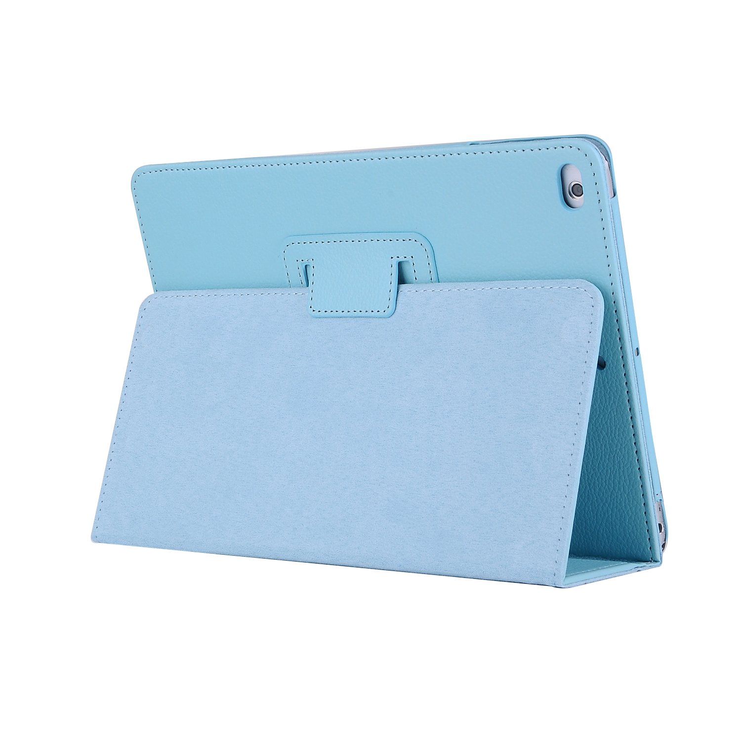 for iPad 10.2 blue Blue For Apple iPad 10 2 Case 2019 A2197 A2200 A2198 A2232 Foilo Stand PU Leather Cover