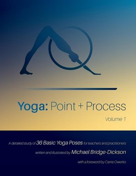 Yoga: Point + Process: A Detailed Study of 36 Basic Yoga Poses for Teachers and Practitioners фото