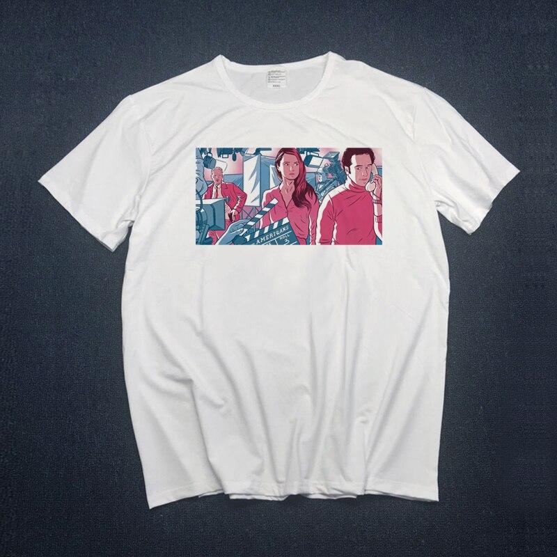 Футболки микеланжело мужские футболки Harajuku забавная Мужская футболка с рисунком хип-хоп Хлопок Уличная футболка Футболки Топы Homme s-3L - Цвет: CA077c