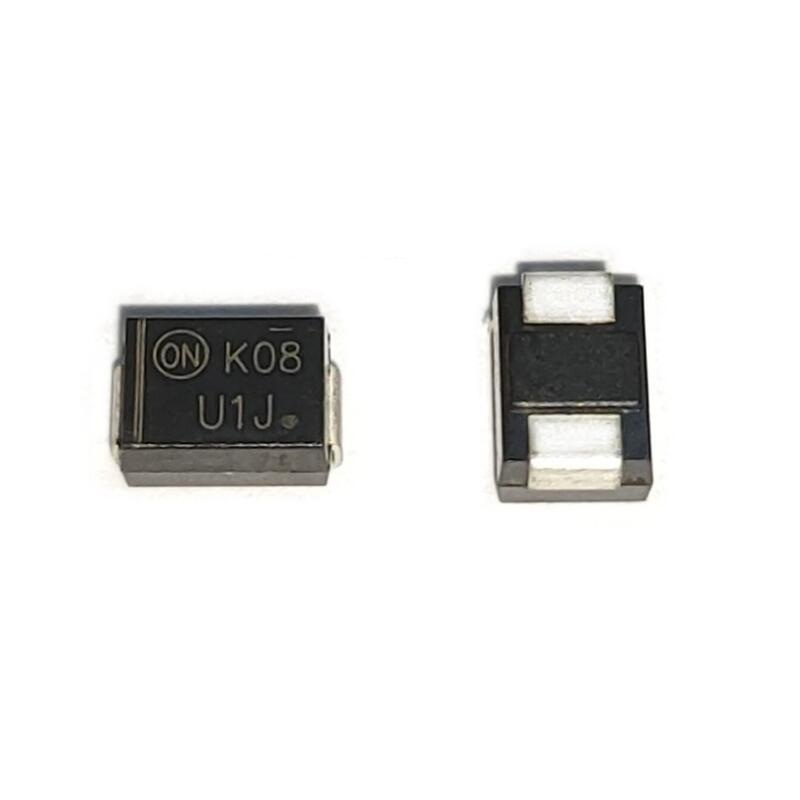 10PCS Fast Recovery SMD Diodes MURS110T3G MURS115 MURS120/140/160 MURS210 MURS220/230/240 MURS260 SMB U1B U1C U1D U1J U2J U2G image