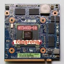 GT 240M GT240M N10P-GS-A2 1 ГБ DDR3 VGA Графическая видеокарта для ASUS M90GN C90P C90S M60J Тесты