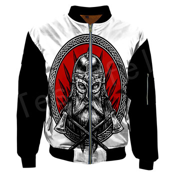 Tessffel Unisex Viking Tattoo Viking Warriors Tracksuit New Fashion casual Men/Women 3DPrint Hoodies/Hoodie/Bomber Jackets s-2