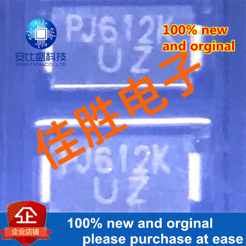 50pcs 100% New And Orginal  P4SMAJ24CA 24V Two Way TVs Protection Tube DO214AC Silk-screen UZ  In Stock