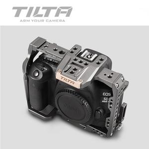 Image 2 - Cage Tilta pour Canon 5D série DSLR caméra 5D Mark II III IV Cage pour 5D2 5D3 5D4 appareil photo Accesosires