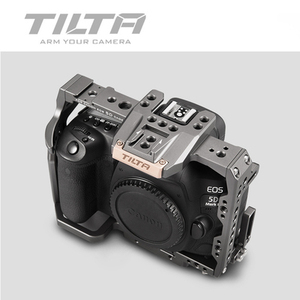 Image 2 - Tilta Cage for Canon 5D Series DSLR Camera 5D Mark II III IV Cage for 5D2 5D3 5D4 Camera Rig Accesosires