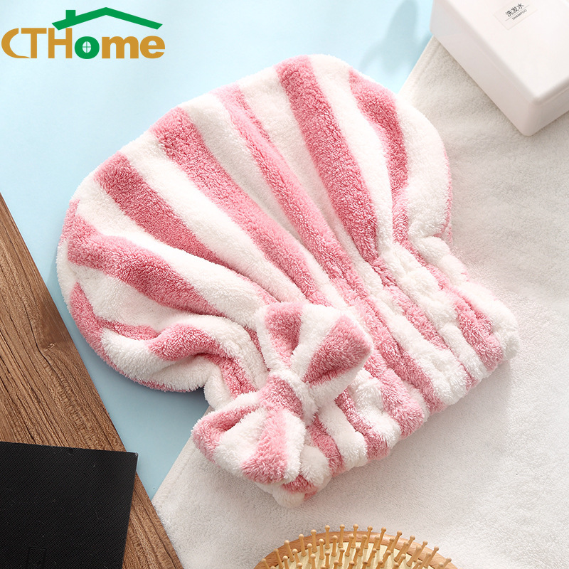 Cute Women Towels Bathroom Microfiber Rapid Lovely Drying Hair Towel Bath Towels for Adults Toallas Microfibra Toalha De Banho