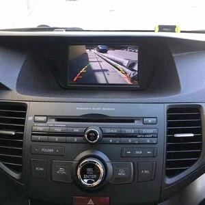 Image 5 - Android 8.1 ROM32GB Quad Core Cho Honda Hiệp Định 8 Corsstour Quả Lắc Acura TSA 2008 2013 Phát Thanh Xe Hơi GPS Dẫn Đường Cầu Thủ đài Phát Thanh Đa Phương Tiện