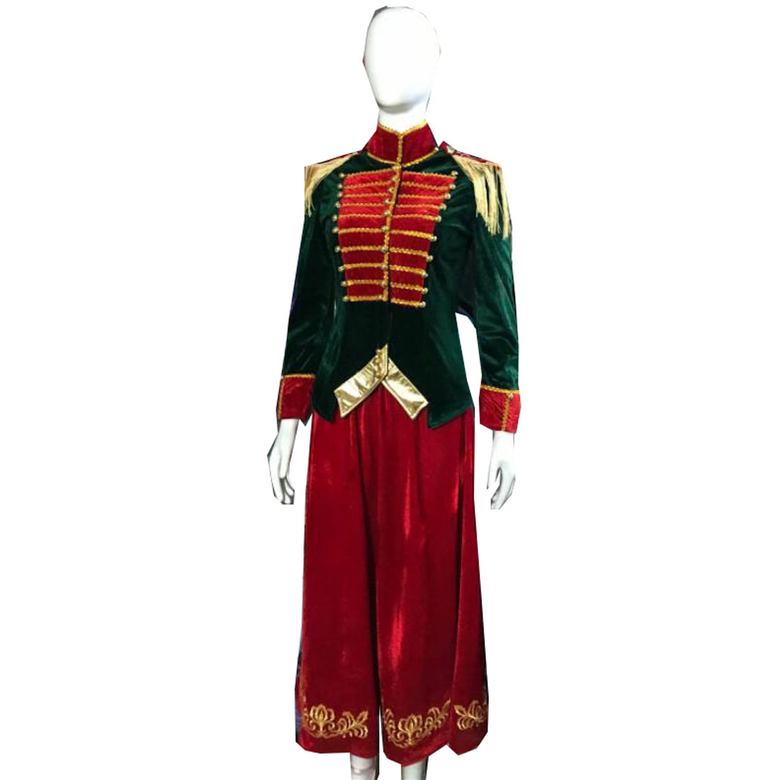 2019 The Nutcracker And The Four Realms Clara Cosplay Costume Adult Women Girls Halloween Carnival Costumes Custom Made
