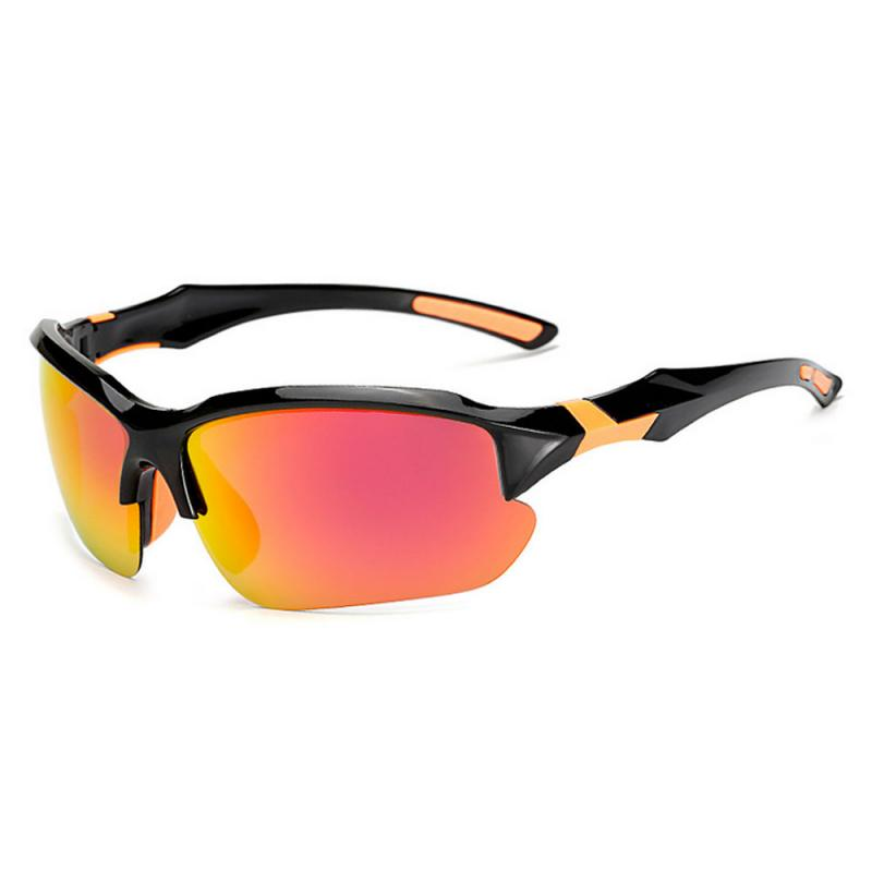 Outdoor Sports Riding Sunglasses Glasses Windproof Sandproof Polarized Bicycle Cycling Goggles Men Women Driving Shades