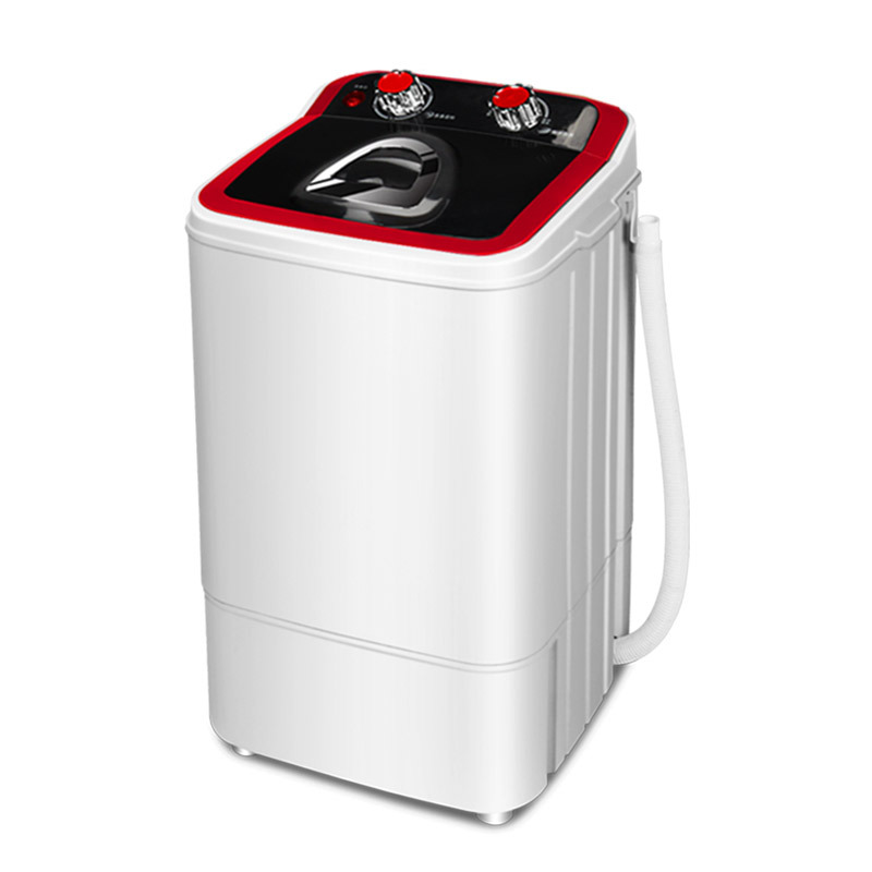 Mini Portable Washing Machine UV Blue Light Sterilization Semiautomatic Mini Washer And Dryer Machine For Clothes Washer Small