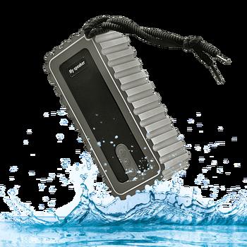 Altavoz portátil resistente al agua con Bluetooth, barra de sonido de graves...