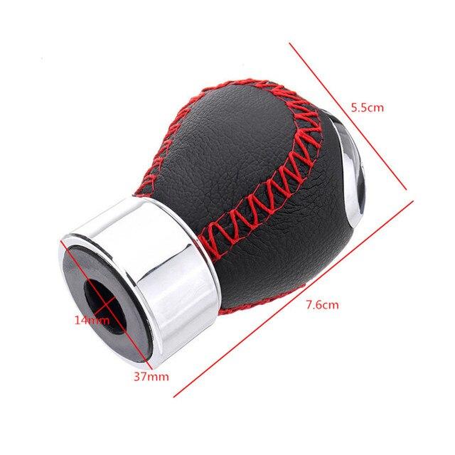 5 6 Speed MT Gear Shift Knob for Mazda 3 BK 5 CR 6 GG/GY MPV PREMACY CP 323/323F BJ 626 GF/GW XEDOS 6 RX-8 GearShifter Stick Pen 5