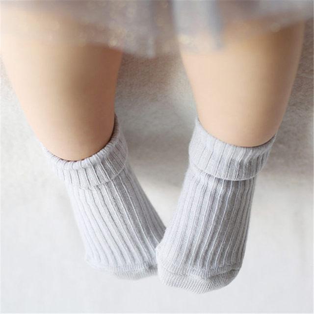 Newborn Soft Ankle Sock 3