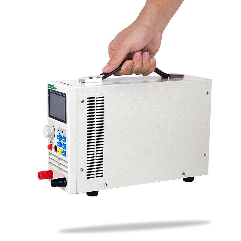 DANIU KP184 DC электронный тестер емкости батареи RS485/232 400 Вт 150 в 40A AC110/220 В профессиональный тестер батареи - 6