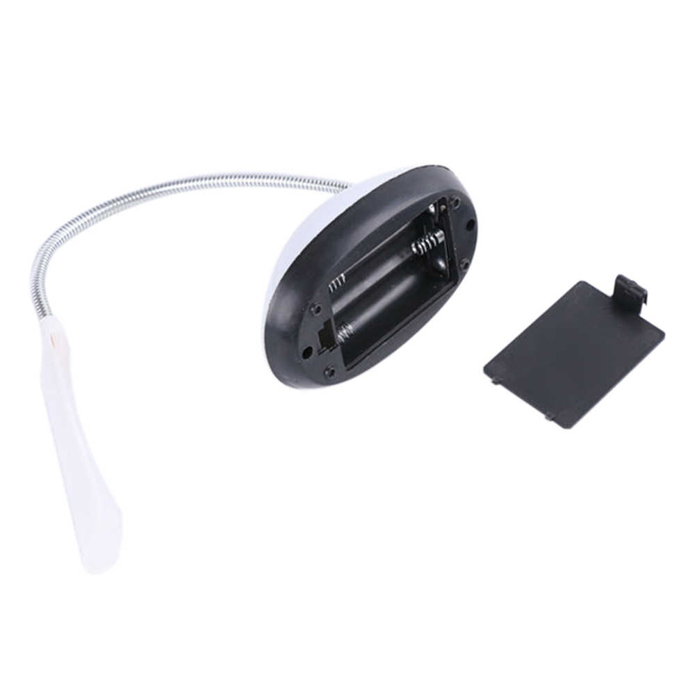 Lampu LED Meja Fleksibel Lipat Eye Protection Lampu Meja Rumah Lampu Baca Desktop Lembut Cahaya Malam Lampu Dekorasi