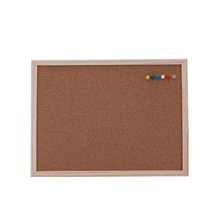 30*40cm Cork Board Drawing Board Pine Wood Frame White Boards Home Office Decorative