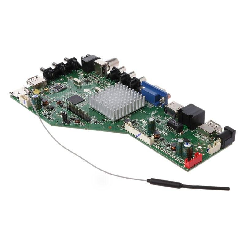 MSD338STV5.0 Wireless TV Driver Board LED LCD Controller Board Android Wifi ATV
