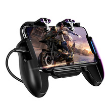 GamePad Pubg Controller Trigger Cooler Cooling Fan Fire PUBG Mobile Game Joystick Metal L1 R1 Accessory