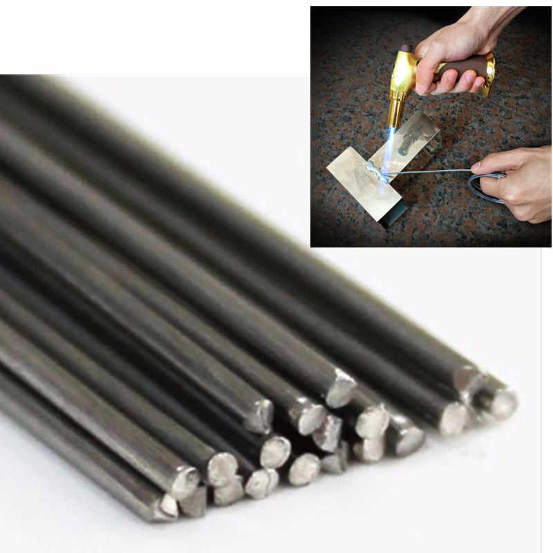 """Magnesium Aluminium Cored Wire Suhu Rendah Aluminium Welding Rod Kawat 500X2.0 Mm 19.68X0.079"""""""