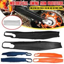 Motorrad Schwinge Schutz Schaukel Arm Schutz Für KTM 150 200 250 300 350 450 500 EXC EXC-F XCW XC-W Tpi XCF-W 2012-2020