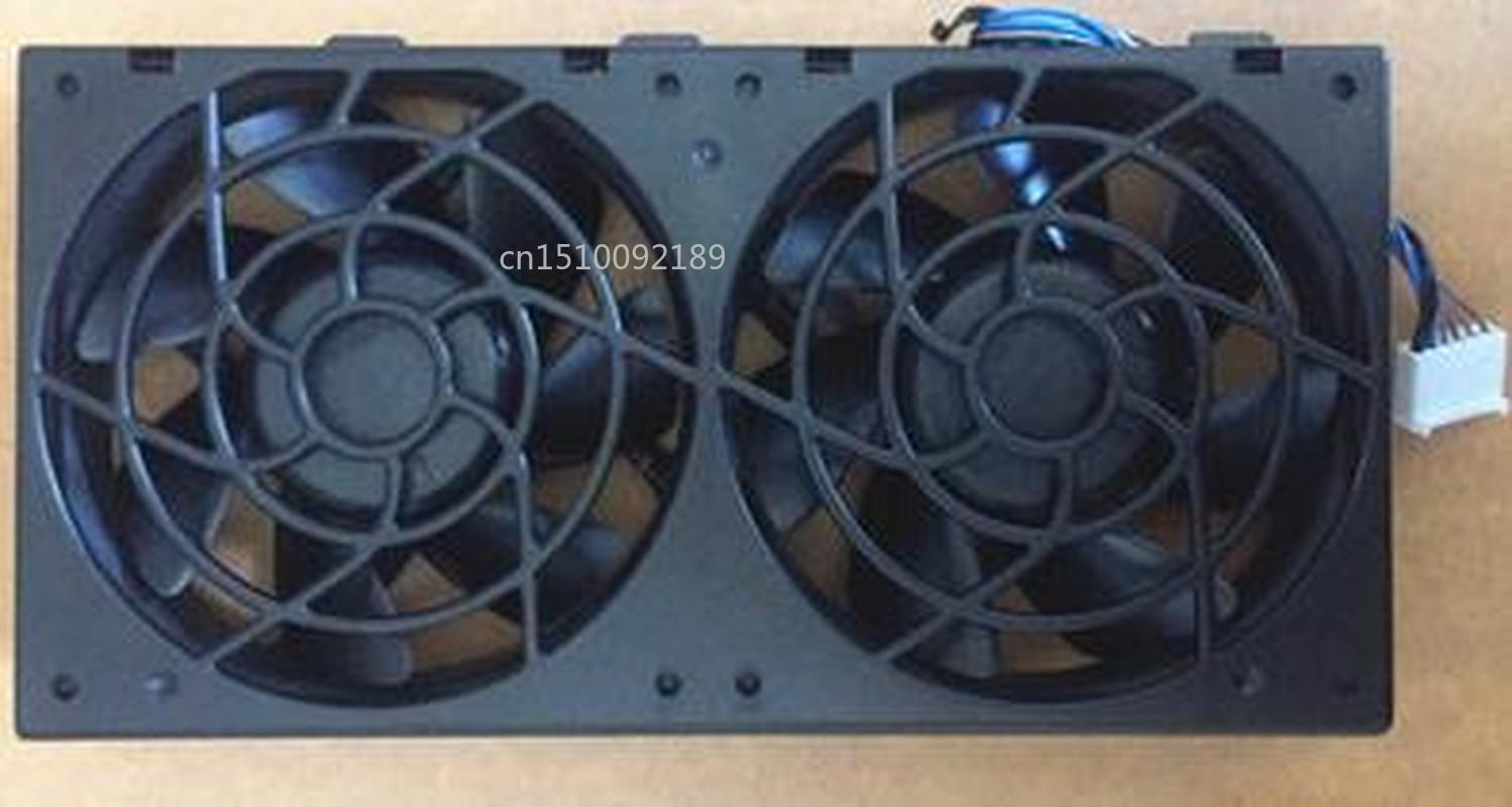 For Delta QFR0912VH Server Cooling Fan Free Shipping