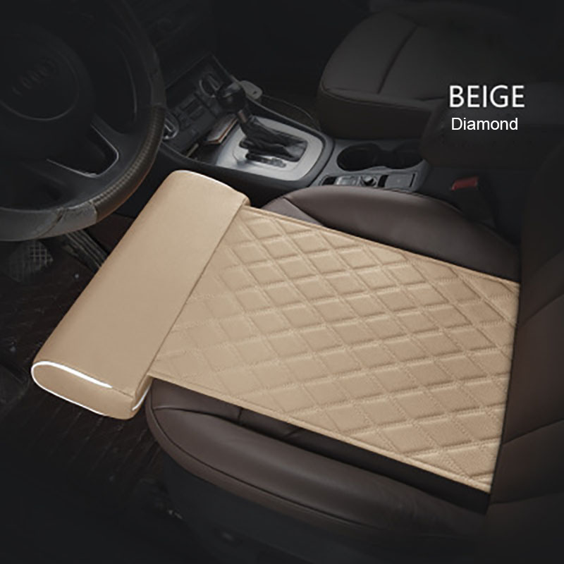 Car Seat Leg Foot Thigh Support Cushion Universal Single Piece Four Seasons Universal Leg Support Extended Type