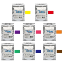 Crafts-Equipment Paint-Color for Art 25g Pigment Powder Decorating-Material Tie-Dye-Fabrics