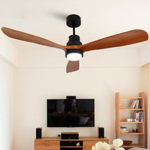 Современные скандинавские потолочные вентиляторы с светильник