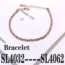 KAKANY de bijoux classiques espagnols Bracelet de mode féminine codage: SL4032   SL4062