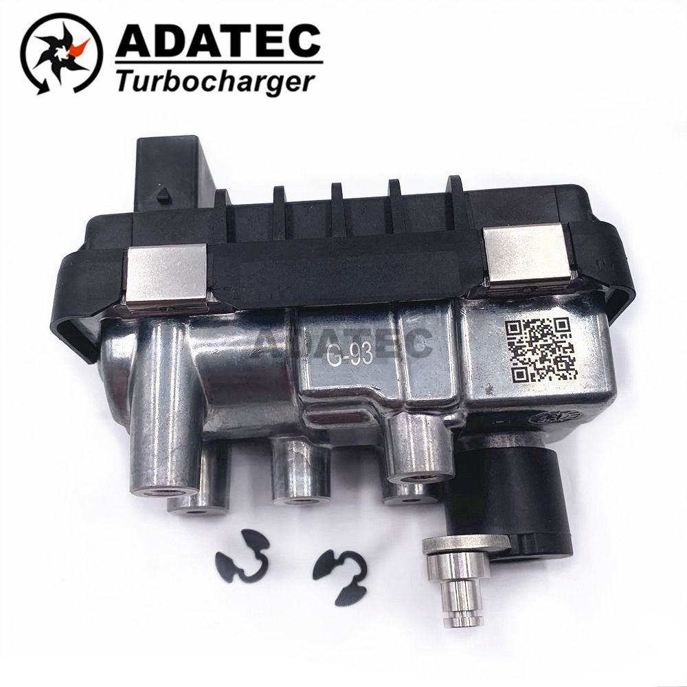 GTB2260VK turbine electronic actautor G-93 G-093 turbo wastegate 758352 11657796312 for BMW 330 xd (E90/E91/E92) 170 Kw - 231 HP image