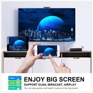Image 2 - テレビボックスアンドロイド10スマートtvボックスX96Qミニtvbox allwinner H313クアッドコア4 18k 60fps 2.4 3g wifi google playstore youtube X96 tvボックス