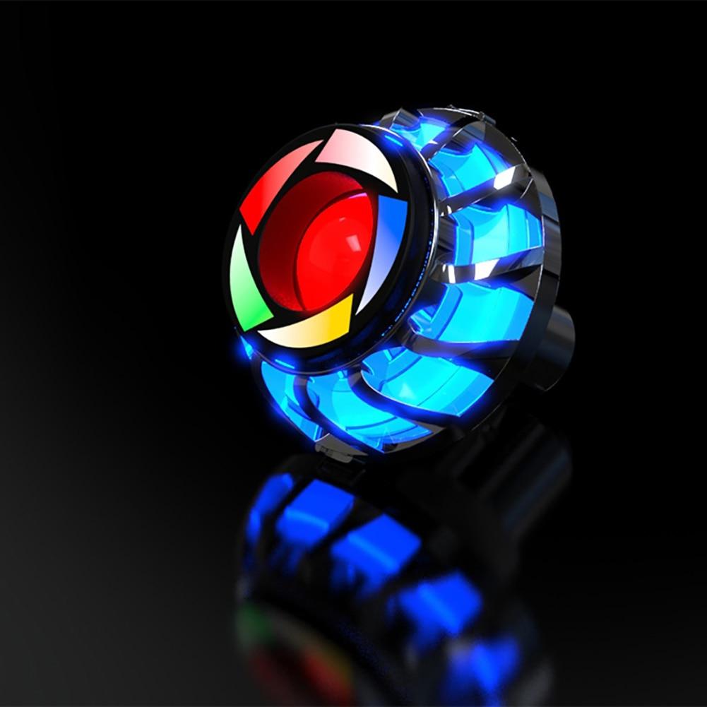 Купить с кэшбэком LED Motorcycle Angel Eyes Light Motorbike Rear Brake Incandescent LED Lights Cruiser Car Parking Flip Lights Signal Lamp